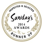 Alastair Sawday's award