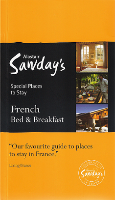 Nos chambres d'hôtes dans Alastair Sawday's special places to stay